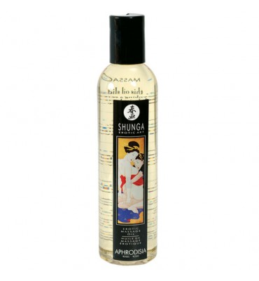 SHUNGA EROTIC MASSAGE OIL...