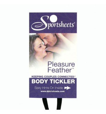 SPORTSHEETS PLUMA PLEASURE...