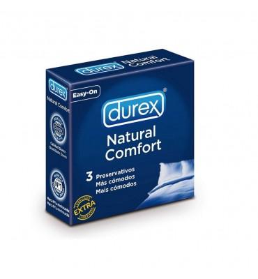 DUREX NATURAL COMFORT 3...