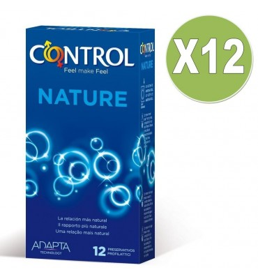 CONTROL NATURE 12 UNID PACK...