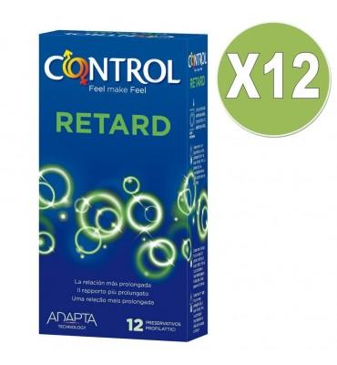 CONTROL RETARDANTE 12 UNID...