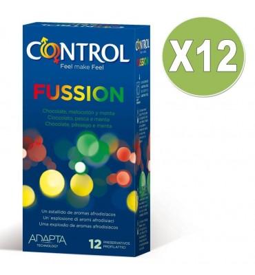 CONTROL FUSSION 12 UNID...