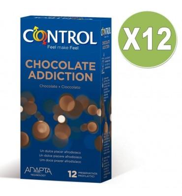 CONTROL CHOCOLATE 12 UNID...