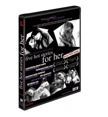 DVD EROTICO PORNO  CINCO...