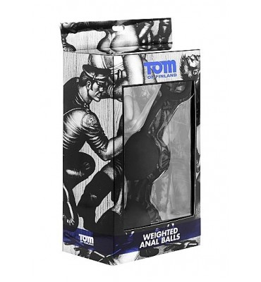 TOM OF FINLAND BOLAS ANALES